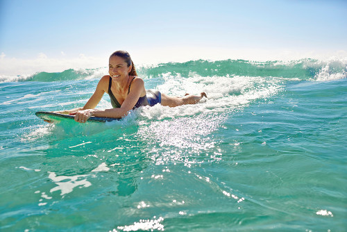 Surfer Girl, Surfers Paradise